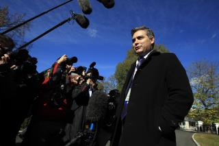 White House Restores Acosta's Press Pass