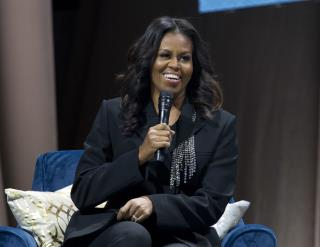 First-Week Sales Are In for Michelle Obama Book