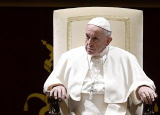 Pope Demands 'Vicious Wolves' Turn Themselves In