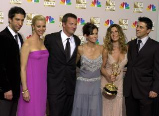 Friends Cast Still Cashing Huge Checks, 14 Years Later