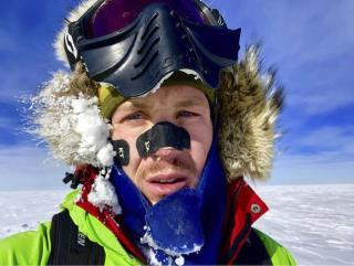 American Completes 'Impossible First' in Antarctica