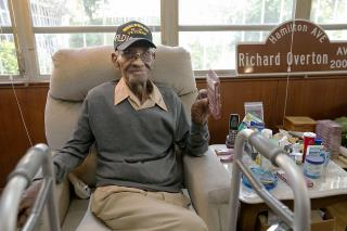 Nation's Oldest WWII Vet Dies at 112