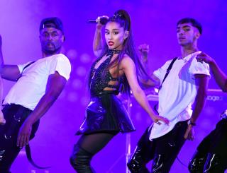 Ariana Grande's Tattoo 'Fix' Not Actually a Fix
