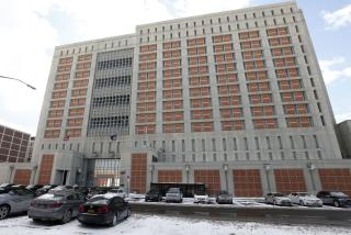 As Temps Plunged, Brooklyn Jail Had Little Power, Heat