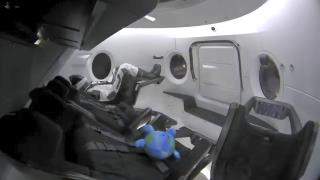 SpaceX's New Dragon Lands One More Success
