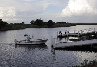 5 Dead After Small Plane Plunges Into Lake Okeechobee in