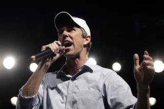 Report: Beto O'Rourke Is Running