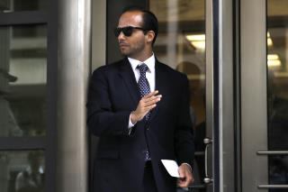 Papadopoulos Asks for Pardon