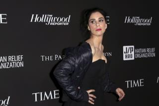 Sarah Silverman Is Not Happy With Hulu