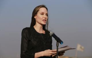 Angelina Jolie Might Be Making Her Marvel Debut