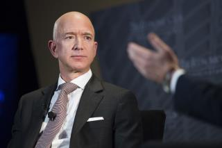 Saudis Accessed Bezos' Phone, Says His Security Honcho