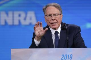 NRA CEO Slams 'Offer I Couldn't Refuse' From NRA President