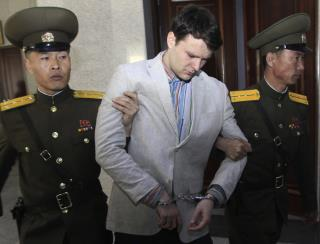 He Signed $2M Warmbier Pledge, Thinks We Should Pay