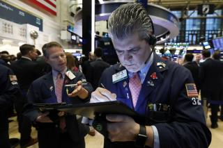 US Stock Indexes End Slightly Higher