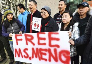 China Sentences Another Canadian to Death