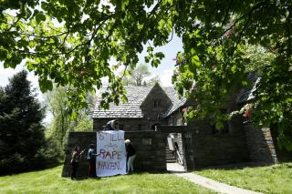 After Mention of 'Rape Attic,' 2 Frat Chapters Close