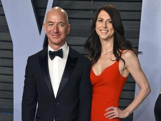 MacKenzie Bezos: I'll Give Until 'the Safe Is Empty'