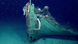 Researchers Find Shipwreck, by Accident