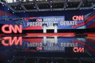 20 Democratic Candidates Win Spots on Debate Stage