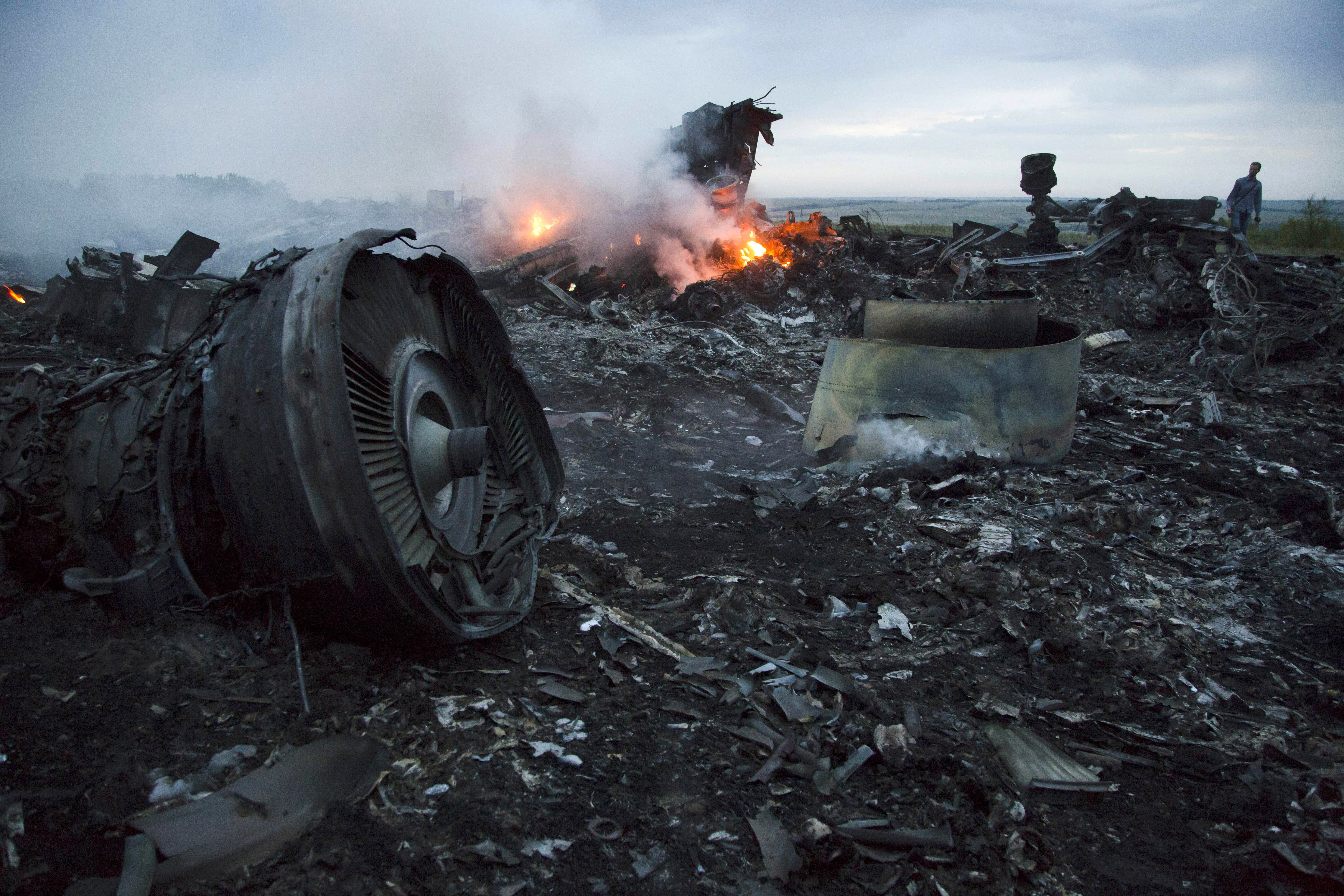 5 Years After MH17 Was Shot Down, Murder Charges