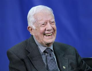 Jimmy Carter's Comments Will Not Please Trump