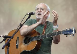Folk Legend Dropped From Festival Over 1969 Incident