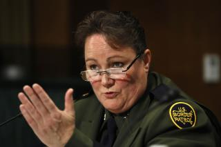 Border Patrol Chief Belonged to Online Group She Criticized