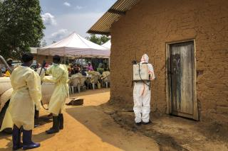 First Ebola Case Confirmed in City of 2M