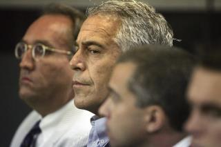 Prosecutors Say They Found Odd Passport in Epstein's Safe