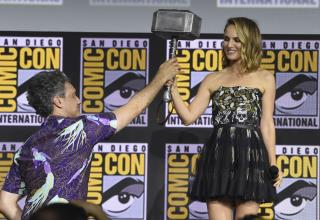 We Have a New Female Thor