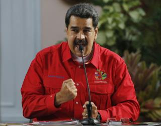 A 'Dramatic Escalation' in US-Venezuela Tension