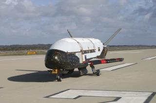 Mysterious Space Plane on Mysterious Mission Breaks Its Own Record