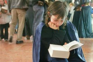 School Kicks Harry Potter Out of Library | Newser Mobile
