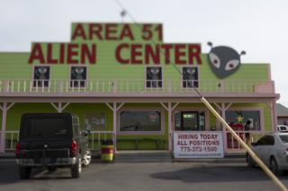 2 Dutch YouTubers Arrested Near Area 51