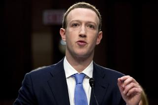 Zuckerberg Calls One Candidate an 'Existential' Threat