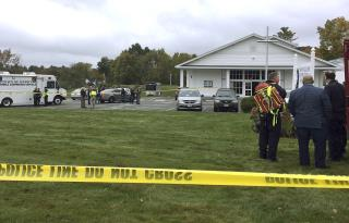 Shooter Opens Fire at Small-Town Wedding