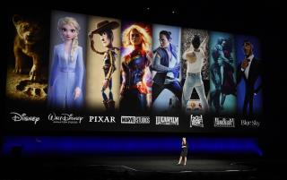 Disney+ More Like a Minus on Launch Day