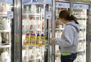 Nation's Biggest Milk Company Declares Bankruptcy