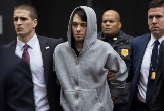 Supreme Court Has Bad News for Martin Shkreli