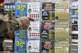 For the First Time, This State Sells Lottery Tickets