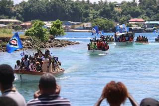 Bougainville Votes to Become World's Newest Country