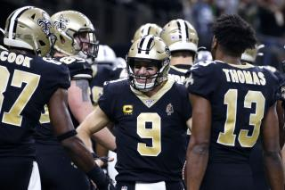 Drew Brees Reaches the Magic Number 540