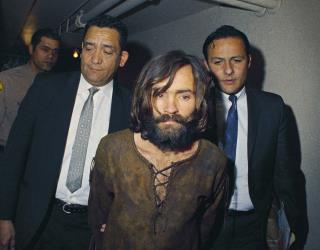 Too Much? Charles Manson Masks Made... Using His Ashes