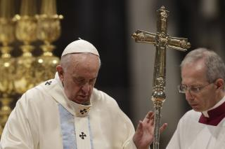 With His Direct, Simple Apology, Pope Provides a Lesson