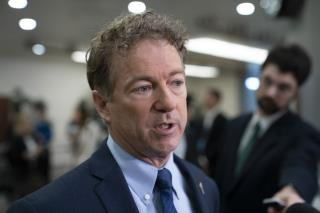 Rand Paul on Impeachment Trial Witnesses: All or None