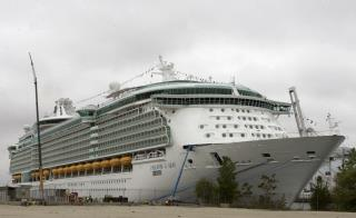 Royal Caribbean: 'Reckless' Grandpa Leaned Out Window First