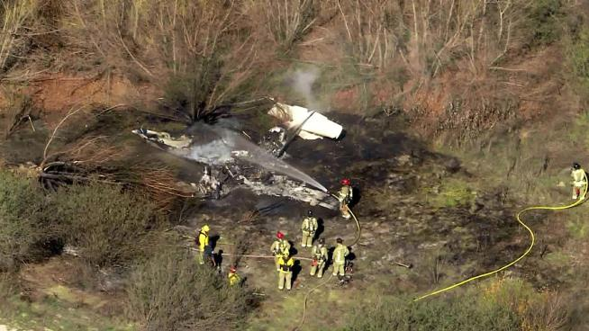 Image result for Plane Crashes kill 4