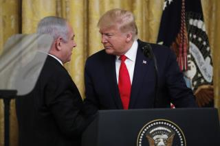 Officials: Trump's Peace Plan Calls for Palestinian State