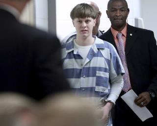 Dylann Roof Appeal: Sentencing Was 'Tainted'
