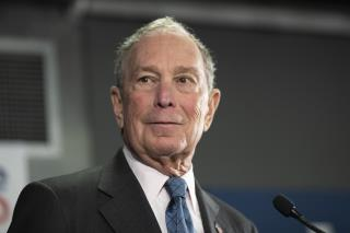 There's One 'Plausible' Path for Bloomberg to Win